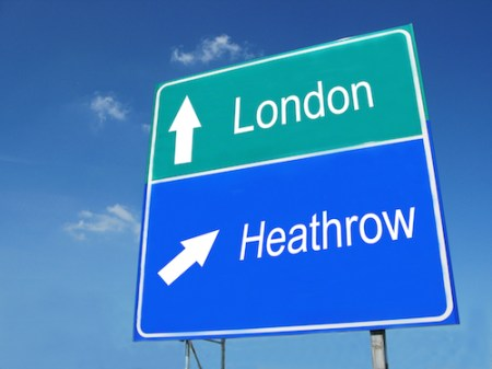Heathrow Airport Review