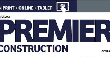 Premier Construction Magazine Issue 20-2
