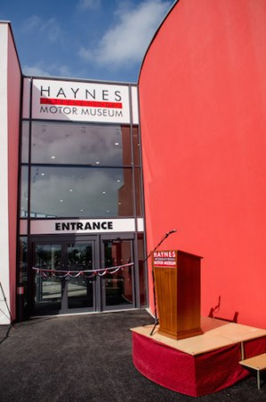 Haynes International, Yeovil, Somerset