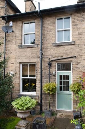 New Windows Ikley home