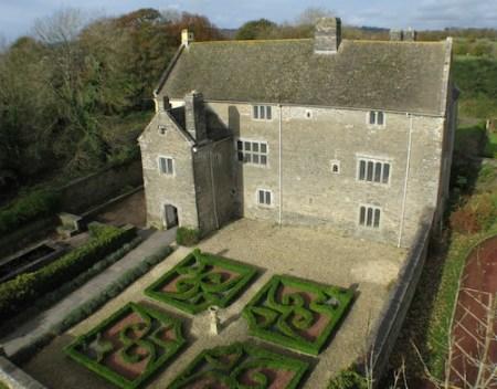 Llancaiach Fawr Manor House, Mid Glamorgan