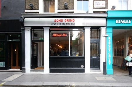 Soho Grind, Soho, London