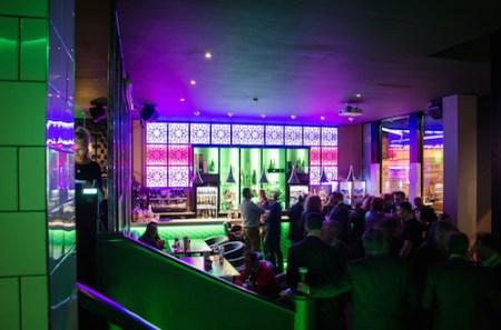 Maddison nightclub, Cardiff, Restaurant & Bar Design Awards 2014