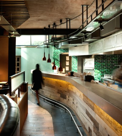 Restaurant and Bar Design Awards 2014