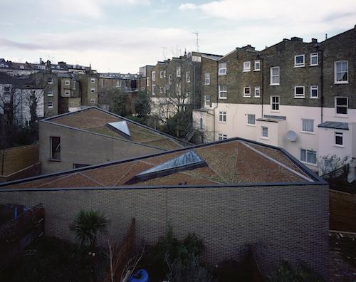 Otts Yard, Tufnell Park, London, RIBA Awards