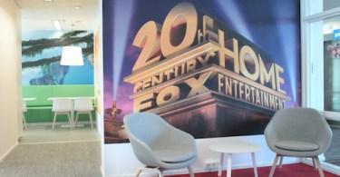 20th Century Fox, Amsterdam