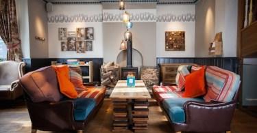 The Village, Moseley, Birmingham, Restaurant & Bar Design Awards 2014