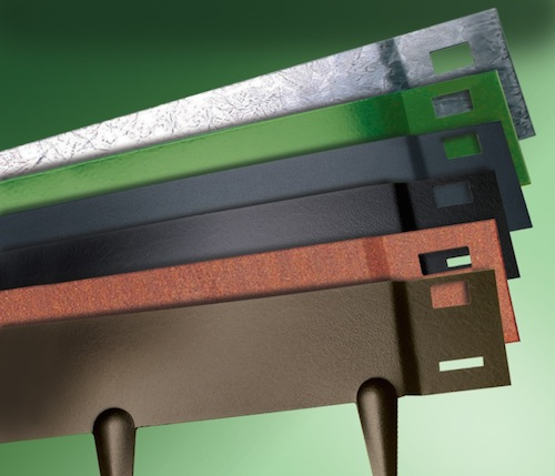 EverEdge garden & landscape edging products made in Cor-Ten®