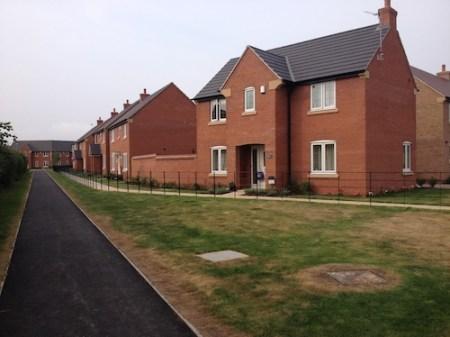Grange Park, Loughborough, NHBC Awards