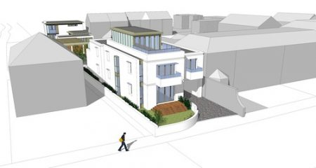 Mevanna Developments, St Aubins Bay, Jersey