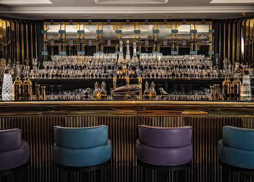 Cartizze Bar, Mayfair, London