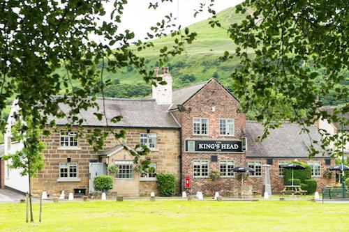 The King's Head, Newton under Roseberry, Yorkshire