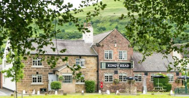The King's Head, Newton under Roseberry, Yorkshire