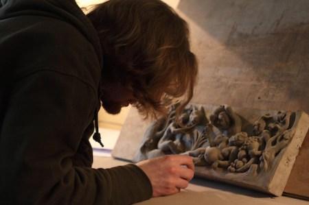 Jamie Rotherham - Hand Sculpting Clay