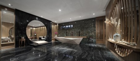 Zen Reson & Spa, Xiujiang West Road, Yichun City, Jiangxi, China,  SBID International Design Awards 2014