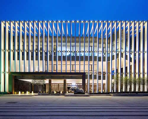 Zen Reson & Spa, Xiujiang West Road, Yichun City, Jiangxi, China, SBID International Design Awards 2014
