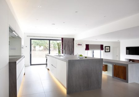 Muckamore Kitchen, County Antrim, Northern Ireland, SBID International Design Awards  2014