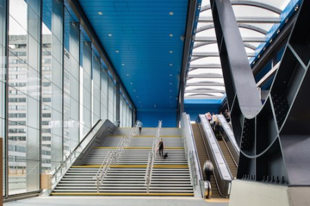 Architecture and Interior Photography by Jim Stephenson, Reading Station,