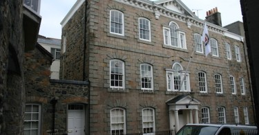 St Peter Port Constables Office
