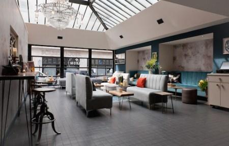 Carom Restaurant & Bar, Soho, London
