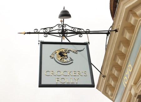 Crockers Folly, London