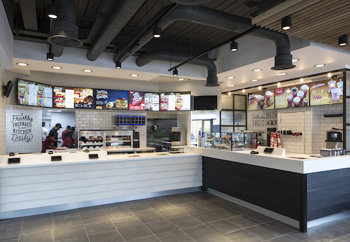 KFC New Concept, Bracknell, Exeter, Reading