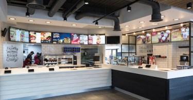 KFC New Concept, Bracknell, Exeter, Reading
