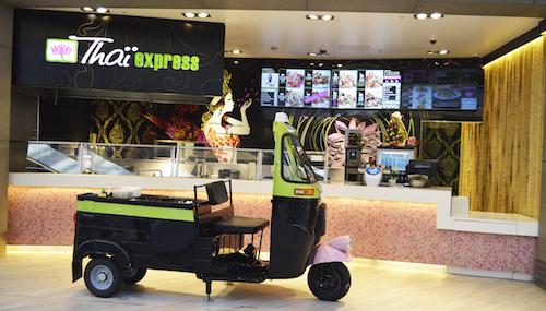 Thai Express UK