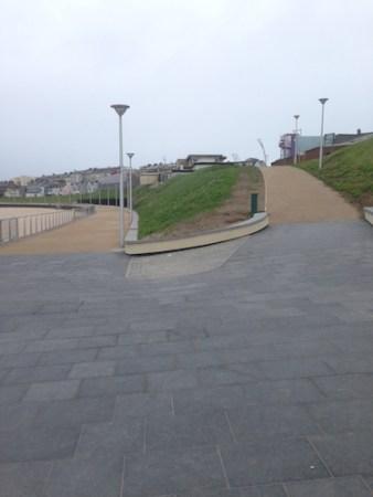 West Bay Promenade, Portrush