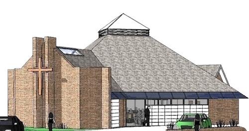 Trinity Methodist Church, East Grinstead, West Sussex