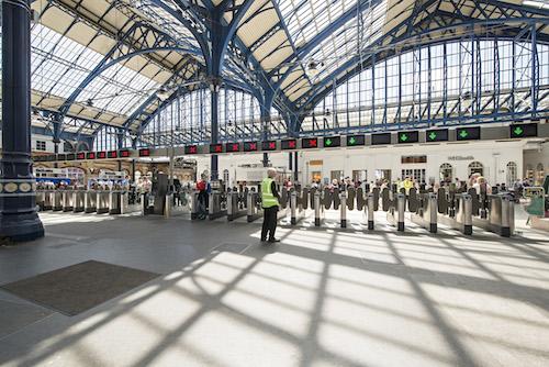 Brighton Station, National Rail Awards 2014
