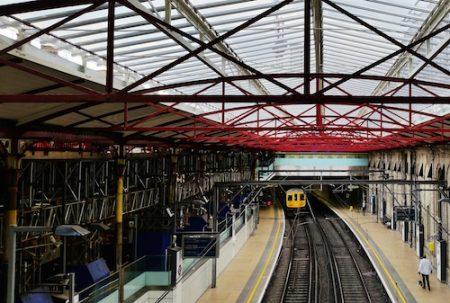 Farringdon Station