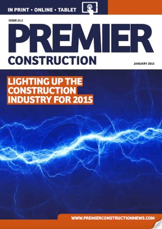 This month in Premier Construction Issue 21-2