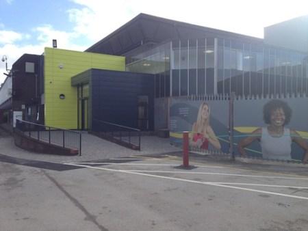Concord Sports Centre, Sheffield
