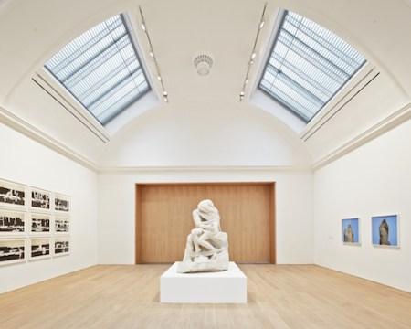 Cornelia Parker's exhibition, Central Exhibition Space, The Whitworth, Photographer Alan Williams
