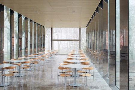 The Whitworth Cafe, Photographer Alan Williams