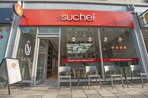 Suchef, City Road, London