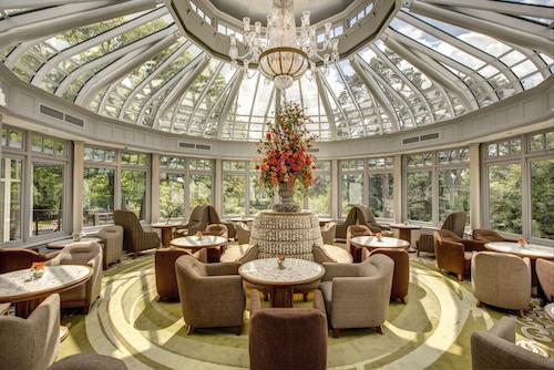 Premier spa resort reaches for the stars