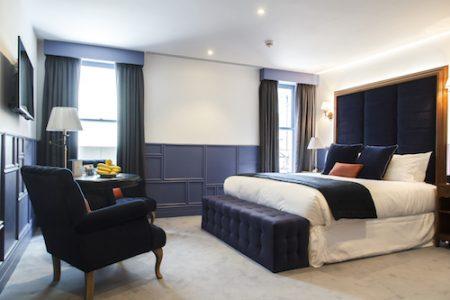 Leicester House, London