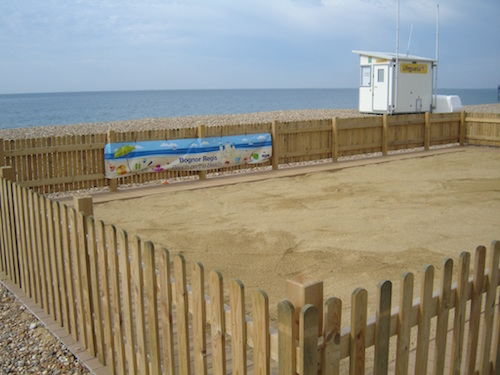 Beach on the Beach, Bognor Regis