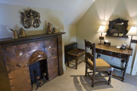 Hever Castle, new bedroom & bathrooms