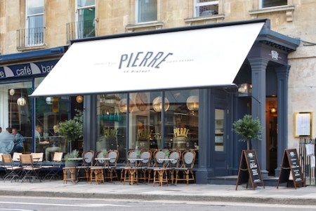 Bistro Pierre, Bath