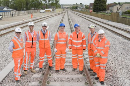 Network Rail- Crossrail South East