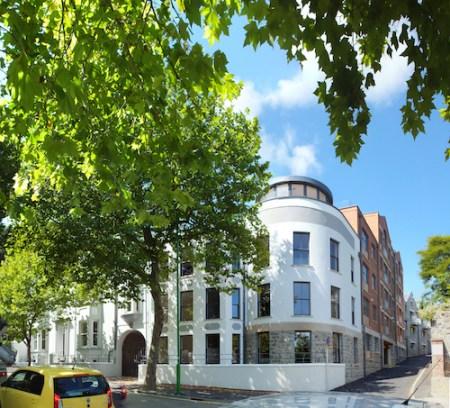 One St. Julian's Avenue, Guernsey