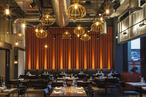 Chai Ki, London, Canary Wharf