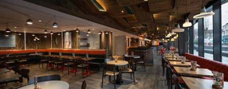 Nandos Earls Court