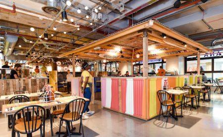 First restaurants for Intu