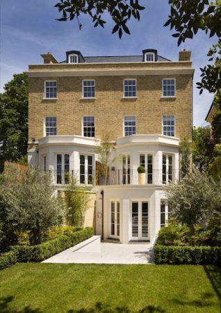 Grove Villas, London