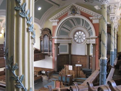 Charlotte Baptist Chapel