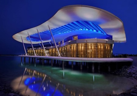 Pearls by Michael Caines, Abu Dhabi